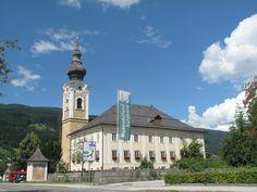 Altenmarkt im Pongau, Dekanatskirche Unsere Liebe Frau Geburt