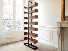 Bibliothèque Séverin par Alex de Rouvray Design