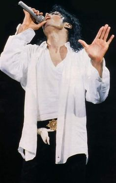 Michael Jackson, Man in the Mirror, Bad Tour