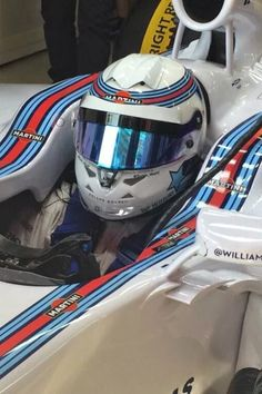 William Pilot: Susie Wolf on track during 2014 testing @ the Circuit de Barcelona-Catalunya Spain