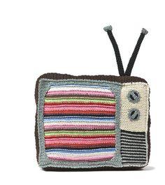 Handmade television set