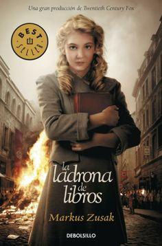 La ladrona de libros, de Markus Zusak, apasionante novela juvenil