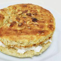 Fit Food Ideas: Pão fofinho #fitdelideli
