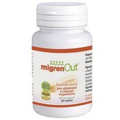 MigrenOut - migrény, menopauza. bolesti hlavy, zdravý spánek, vitalita