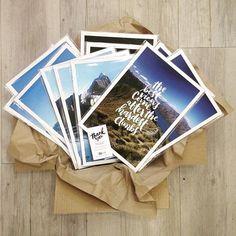 Thanks for the beautiful new prints #braveandbrogue ❤️