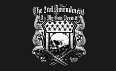 second amendment rights | 2nd Amendment Rights! LIMITED EDITION