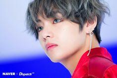 V ♡ Naver x Dispatch BTS 'DNA' MV filming site