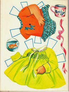 Kathleen Taylor's Dakota Dreams: Thursday Tab- Whitman Baby Kim, 1962