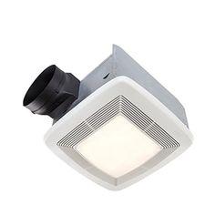 NuTone QT Series Quiet 150 CFM Ceiling Bathroom Exhaust ...
