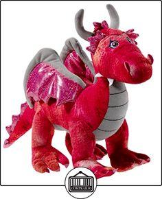 Heunec 379169-Dragón de pie, Medium, color rojo  ✿ Regalos para recién nacidos - Bebes ✿ ▬► Ver oferta: http://comprar.io/goto/B01CD26OMU