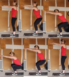 Strength Training 101: How to Squat Properly