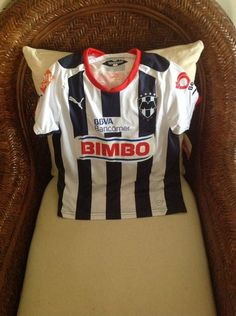 Mexico RAYADOS de Monterey puma soccer/futbol Jersey NWT Size M Youth in Sporting Goods, Team Sports, Soccer | eBay