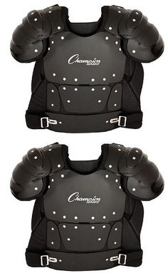 Umpires Protection 159051: Champion Sports Umpire Chest Protector Black 17-Inch -> BUY IT NOW ONLY: $88.37 on eBay!