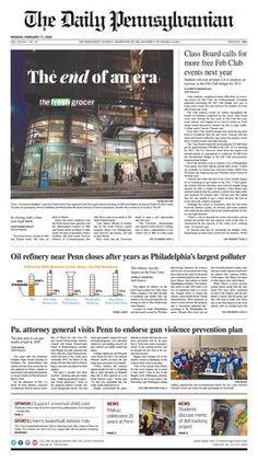 The Daily Pennsylvanian - Issuu