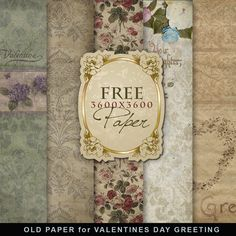Freebies Old Paper ~ Far Far Hill