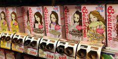 En Japón utilizan habitualmente el manga para vender productos. Uno de esos productos es el tinte para pelo. Marcas como Schwarzkopf & Henkel con su línea de tintes Men's Fresh Light, utilizan a personajes de los mangas Worst y Crows del mangaka Hiroshi Takahashi.