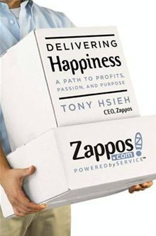 Delivering Happiness - A Path to Profits, Passion, and Purpose by Tony Hsieh. Buy this eBook on Kobo: http://www.kobobooks.com/ebook/Delivering-Happiness/book-IBazJ3d-QkebrZ1C07MJKQ/page1.html #kobo #ebooks