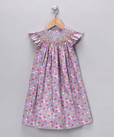 Petite Palace | Daily deals for moms, babies and kids LOVE this smocking!