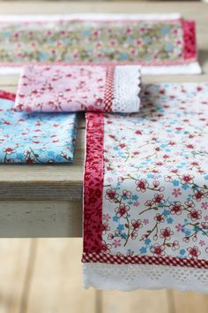 Pip Studio Cherry Blossom tea towel - Shabby Chic kitchen Accessories