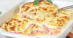 Lasanha de pão de forma >http://www.receitassaborosas.com/lasanha-de-pao-de-forma-saborosa/