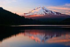 """The seven wonders of Oregon--these are definitely on the """"must do"""" list! Mount Hood, the Oregon coast, the Columbia River Gorge, the Painted Hills, Smith Rock, the Wallowa Mountains, and Crater Lake."""