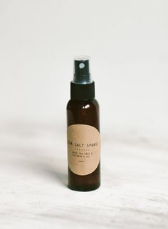 Organic Sea Salt Spray by LaedaCo on Etsy