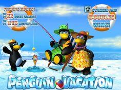 игровой автомат penguin vacation