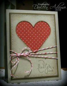 CAS156~For my Hubby by darleenstamps - Cards and Paper Crafts at Splitcoaststampers