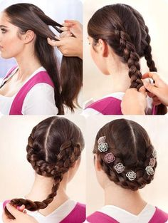 Hair Styles For Special Occasions By The Beauty Bar