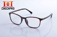 DEDING Man Plastic Square Clear Lens Myopia Prescription Eyewear Frame Woman Optical Spectacle Frame monturas de gafas DD1139