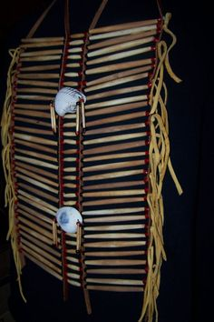 Buffalo Bone Breastplate #Unbranded