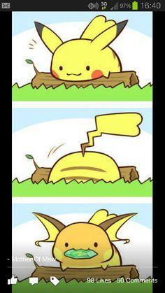 Pika....chu? NOOOOOOO!!!!