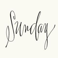 Happy Sunday to all my pinterest friends and followers! xo