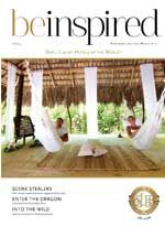 Be Inspired is the bi-annual magazine from SLH, showcasing all that's new and exciting about your favourite hotel collection and the world a...