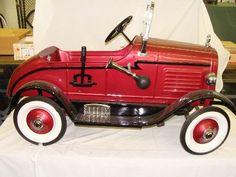 3: Rare 1926 Steelcraft Hupmobile Pedal Car : Lot 3