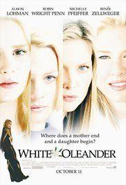 Bijeli oleandar Poster