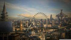 city in future