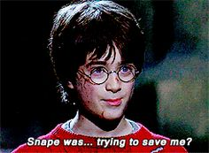 Yes, Harry.  However, it'll take you till the 7th book to actually process this :)