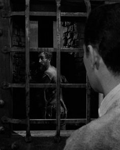 """Rod Serling, """"The Howling Man"""", The Twilight Zone (1960)"""