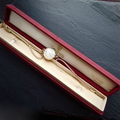 Rolex TUDOR Rose Royal 9k 9ct Solid Gold Vintage Watch Boxed Cocktail Watch Lady in Jewellery & Watches, Watches, Wristwatches   eBay