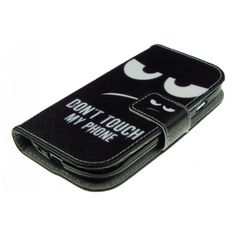 Samsung Galaxy S3 Mini Don't touch my Phone case