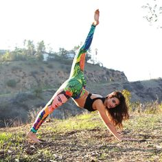 Frida yoga leggings! #yoga #leggings #FridaKahlo #eco-friendly