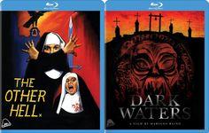 The Other Hell (1981) / Dark Waters (1994) Blu-ray Reviews: Breaking Bad Habits - Cinema Sentries