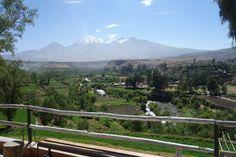 Arequipa, Mirador de Carmen Alto