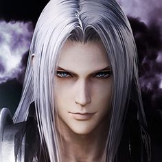 Sephiroth Avatar by Helryu