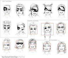 Test Facial Recognition Patterns