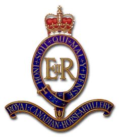Royal Canadian Horse Artillery - Wikipedia Canadian Horse, Canadian Army, Princess Louise, Military Insignia, Distinguish Between, Coat Of Arms, Badges, Canada, Horses