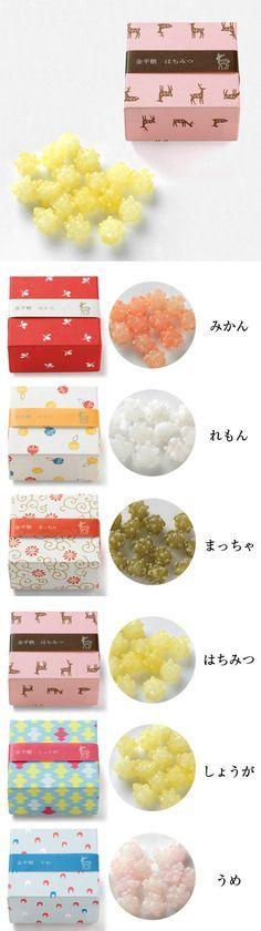 【金平糖 小紋(中川政七商店)】/散りばめられた、細かい柄。日本に馴染みのある柄で、古くから使われているものを遊 中川らしい小紋柄にしました。さりげなく、毎日の生活に取り入れられるような、持つ人がちょっと嬉しくなるようなテキスタイルシリーズです。小紋柄の小箱に、やさしい日本の味の金平糖を詰めました。箱はしっかりしたお作りのため、小さなお菓子を入れたり、小物入れとしてもお使いいただけます。ちょっとしたお返しなどの、贈りものにもおすすめです。 #sweets