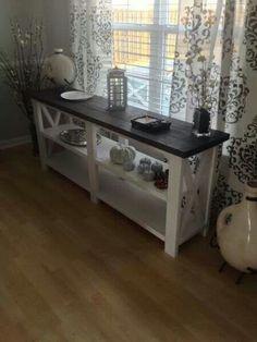 Sofa table very nice