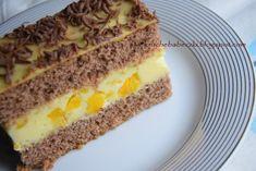 Vanilla Cake, Ale, Raspberry, Sandwiches, Cheesecake, Lemon, Sweets, Recipes, Polish